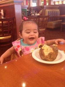 Hayden potato