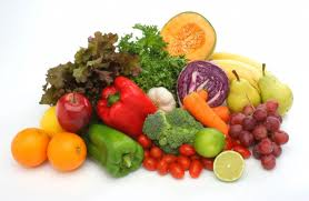 veggies fruit