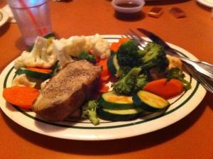 Harbor House food