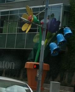 Flower Pot Art - Sheraton