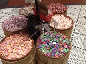 Candy barrels
