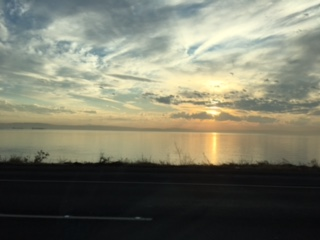 SF Bay Sunrise